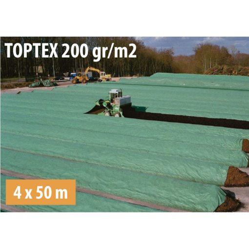 Biomasszatakaró (Toptex 200)  4x50m