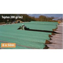 Biomasszatakaró (Toptex200)  6x50m